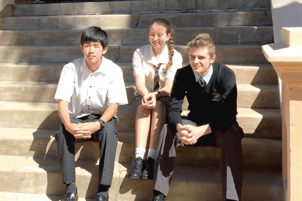 国際交流 in オーストラリア