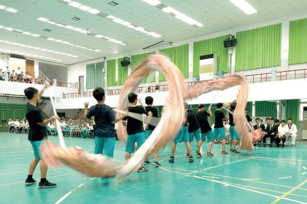 国際交流 in 台湾・員林市